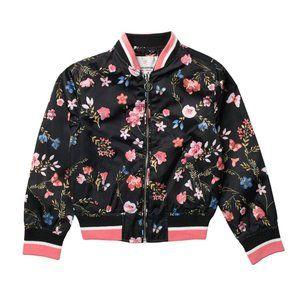 Urban Republic Baby/Girls Sateen Jacket
